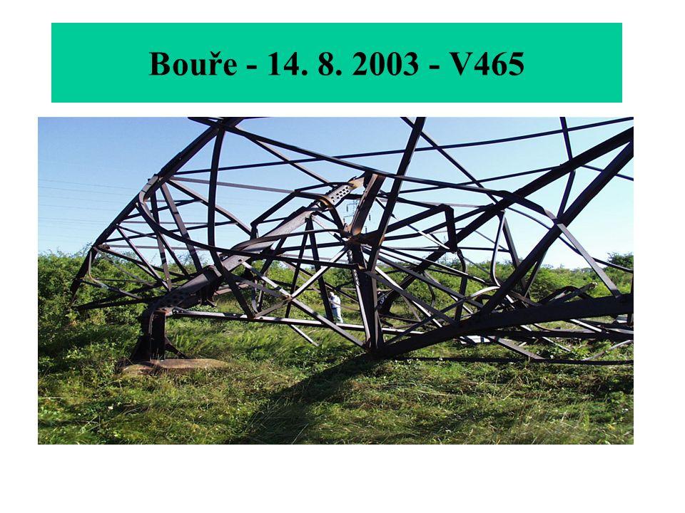 Bouře - 14. 8. 2003 - V465