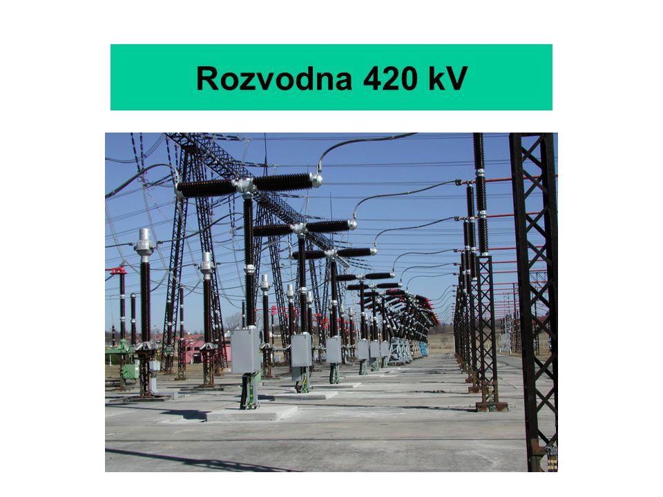 Rozvodna 420 kV