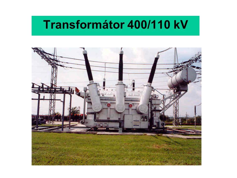Transformátor 400/110 kV