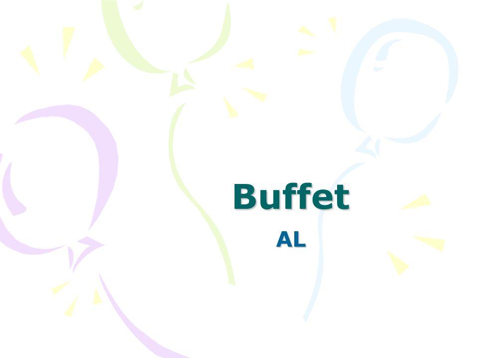 Buffet AL