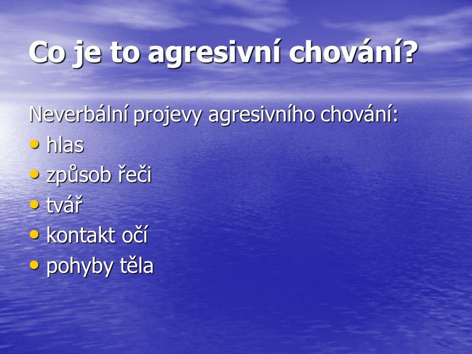 Didaktické cíle a učivo k tématu Asertivita Žák… 1.
