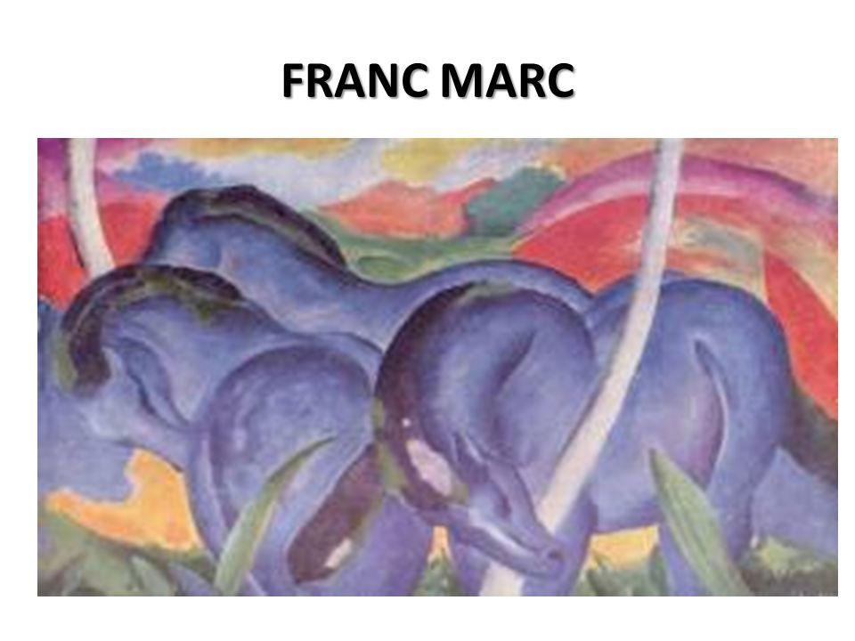 FRANC MARC