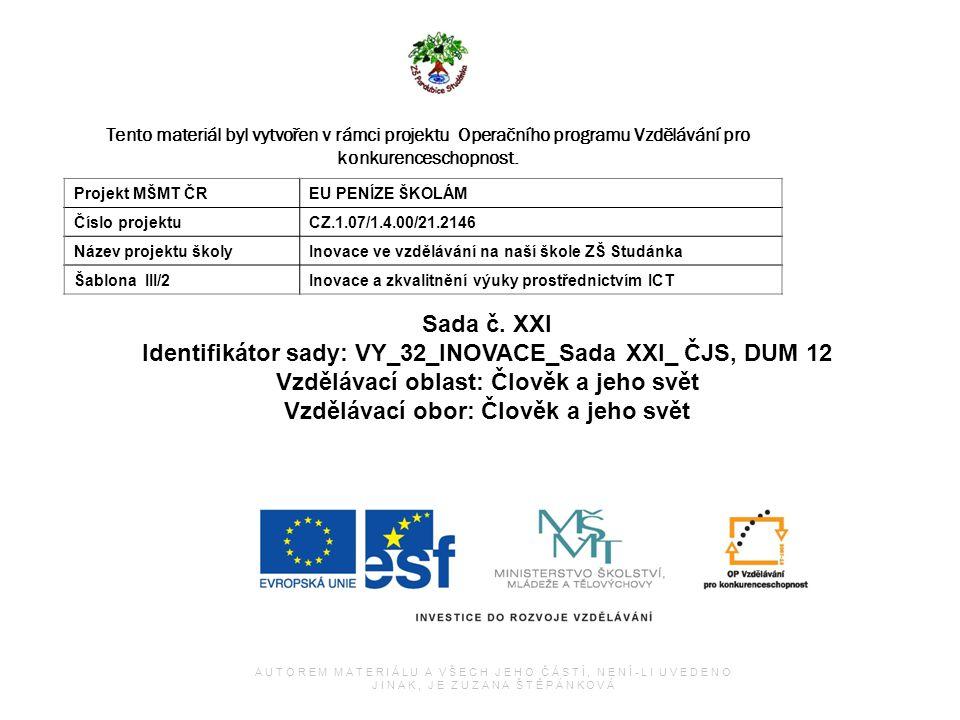 Použité zdroje: Veškeré fotografie uvedené v této presentaci jsou stažené ze serveru: www.wikimedia.org www.wikimedia.org