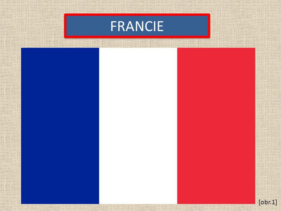 Státní zřízení: Hlavní město: 61 miliónů euro francouzština republika Paříž Měna: Rozloha: Počet obyvatel: Úřední jazyk: 547 000 km² Základní údaje:
