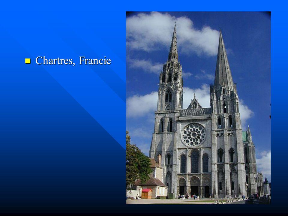 Chartres, Francie Chartres, Francie