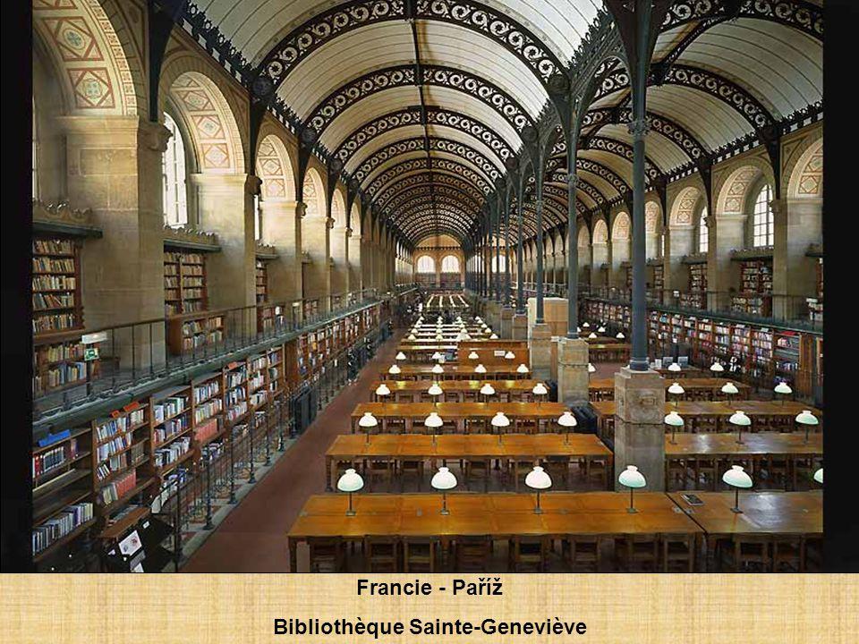 Itálie - Milano. Biblioteca Di bella Arti