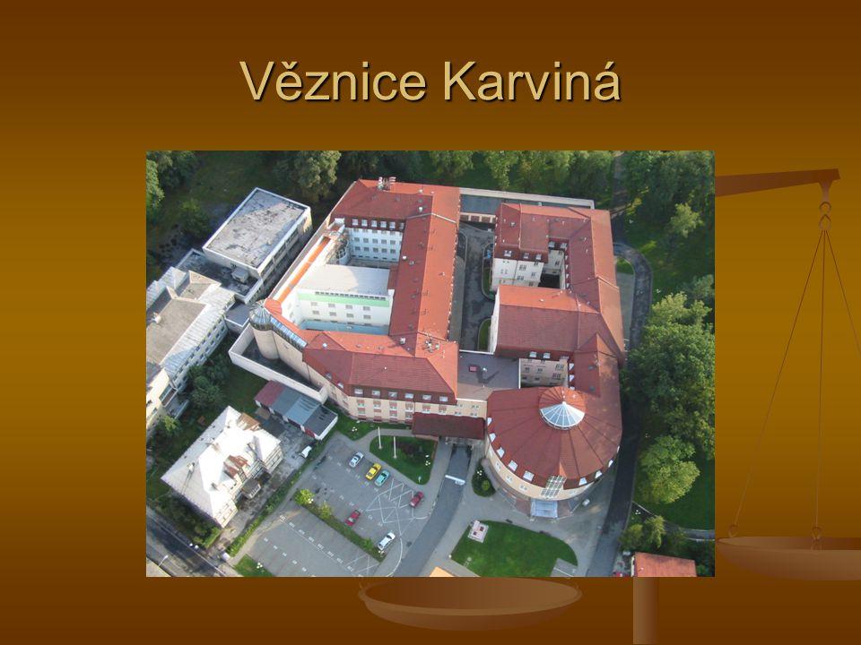 Věznice Karviná