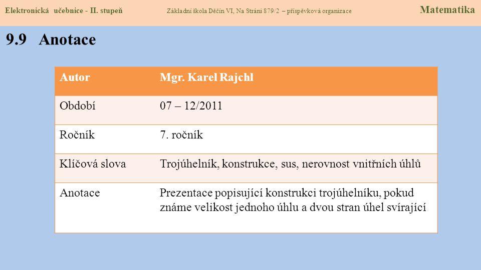 9.8 Test znalostí Správné odpovědi: 1.Co je to název sus.