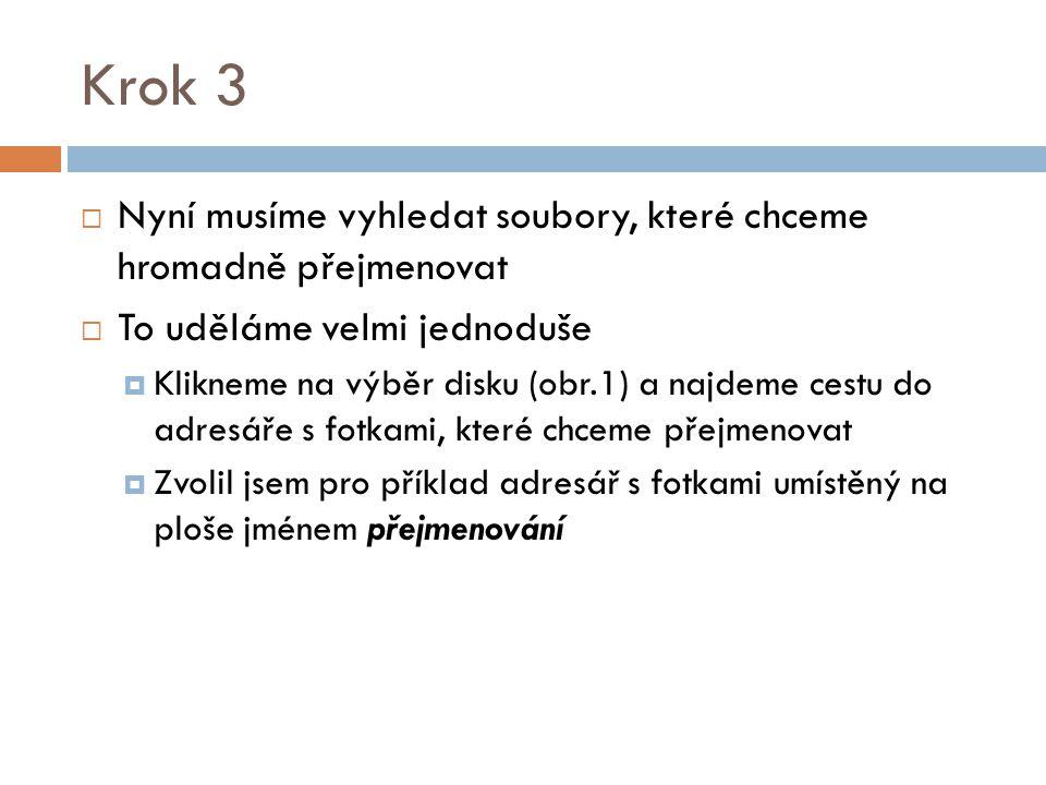 Krok 3 Obr.1