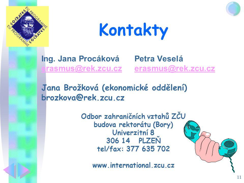 11 Kontakty Ing.