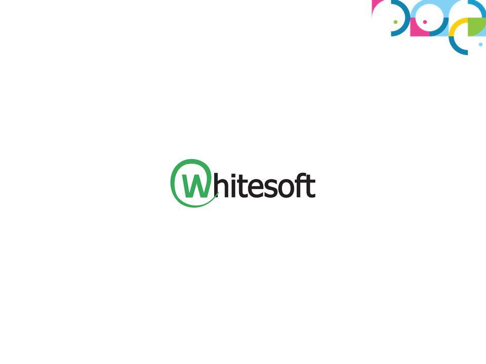 Děkuji za pozornost. Whitesoft © 2013 www.whitesoft.eu