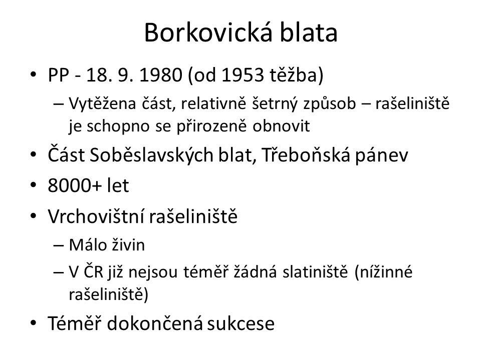 Borkovická blata PP - 18.9.
