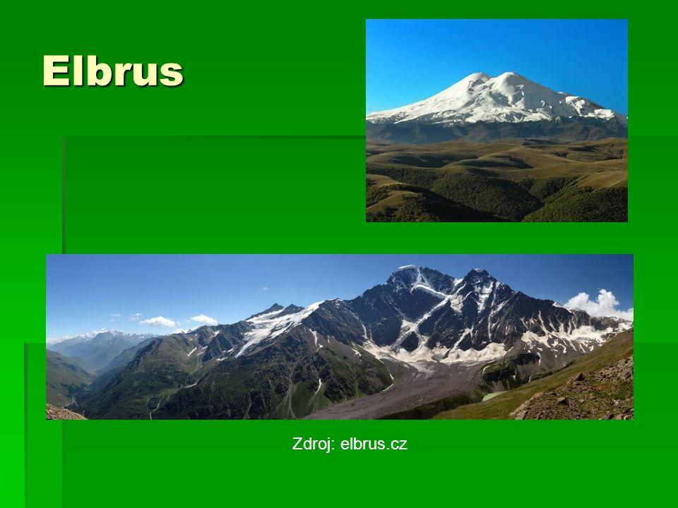 Elbrus Zdroj: elbrus.cz