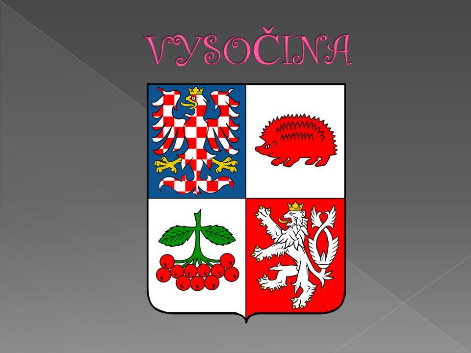  Krajské město: Jihlava  Rozloha: 6795 km 2  Počet obyvatel: 515 864