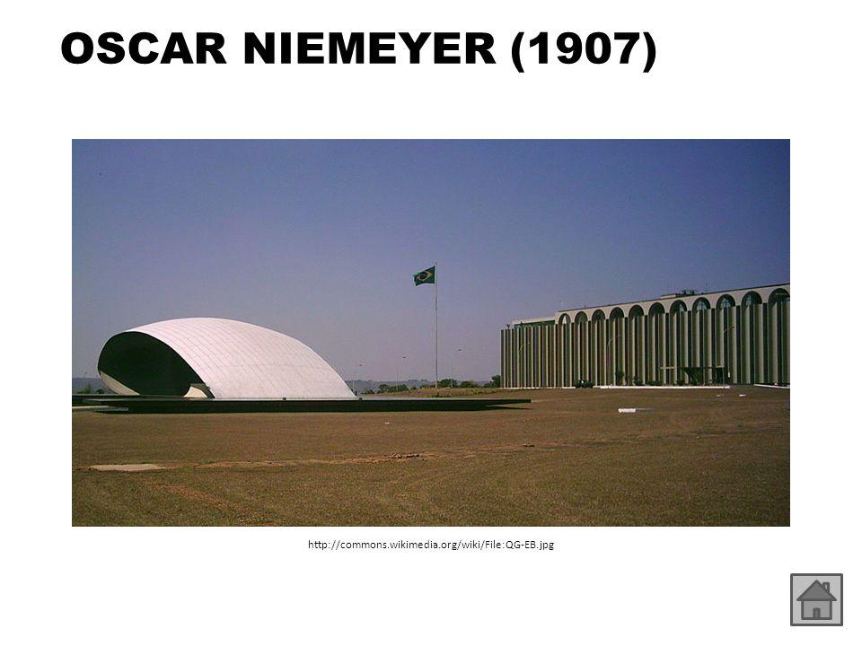 OSCAR NIEMEYER (1907) http://commons.wikimedia.org/wiki/File:QG-EB.jpg