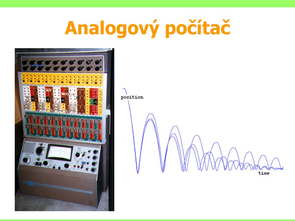 Analogový počítač