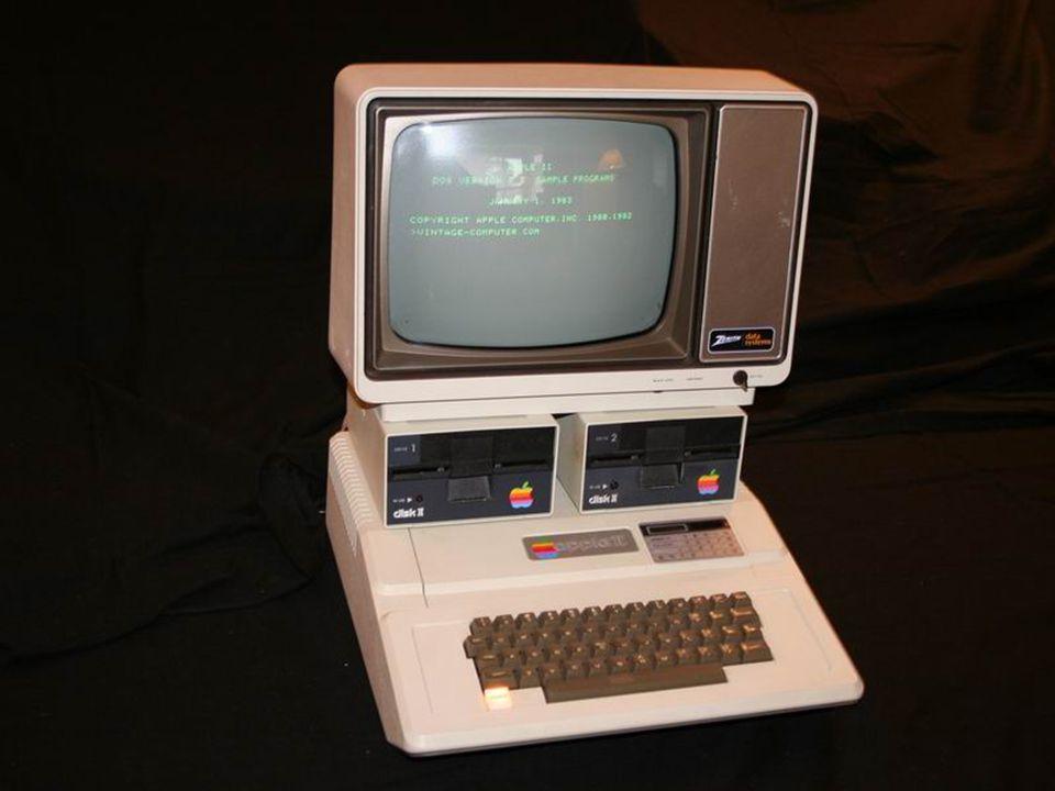Historie osobních počítačů (6) Zdroj: Computermuseum