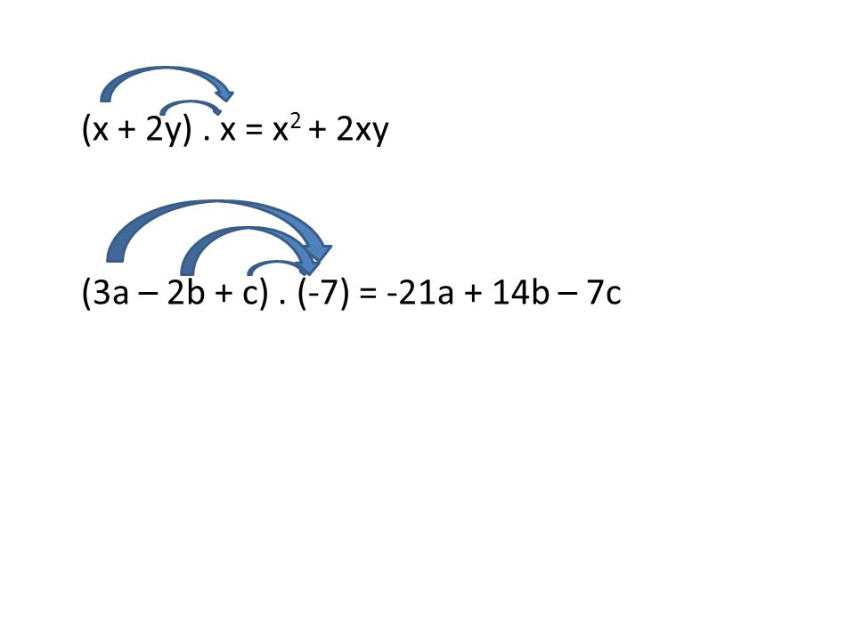 Cvičení (2s - 6).8(-4r + 8). 2 (3a 3 + 6). 5a(2b 2 + 4) 3b (-x + 2y - z).