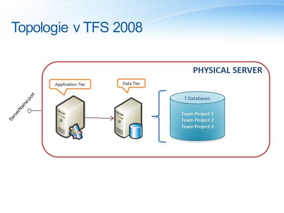 Topologie v TFS 2008