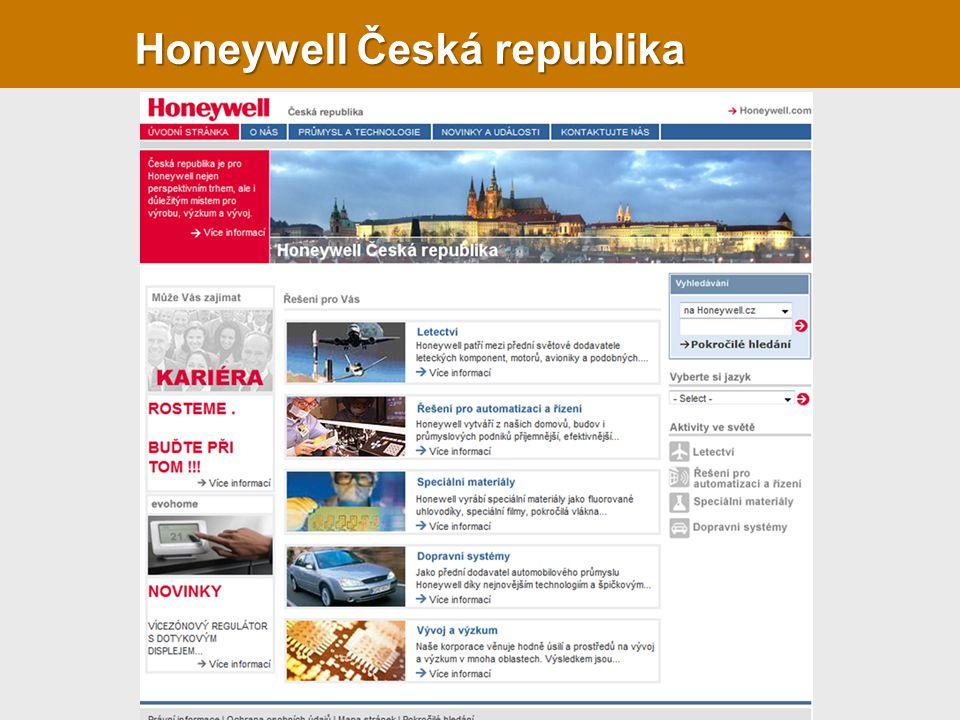 Honeywell Česká republika