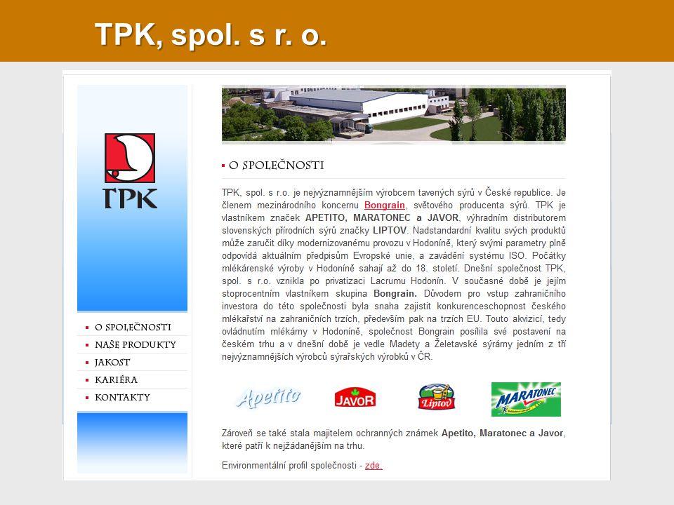 TPK, spol. s r. o.