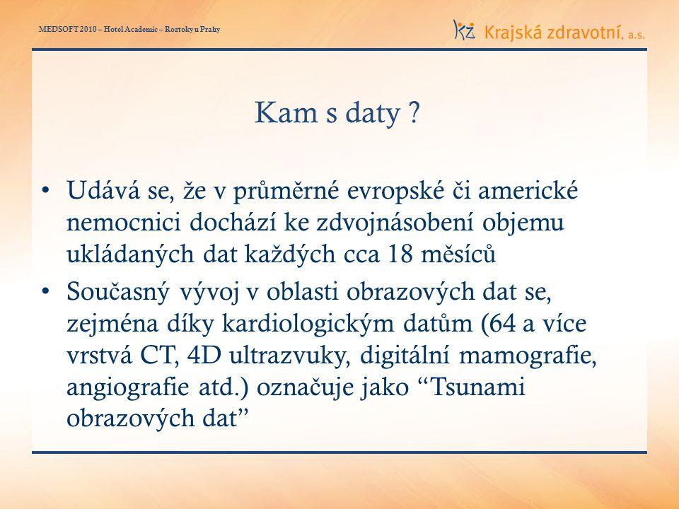 MEDSOFT 2010 – Hotel Academic – Roztoky u Prahy Kam s daty .