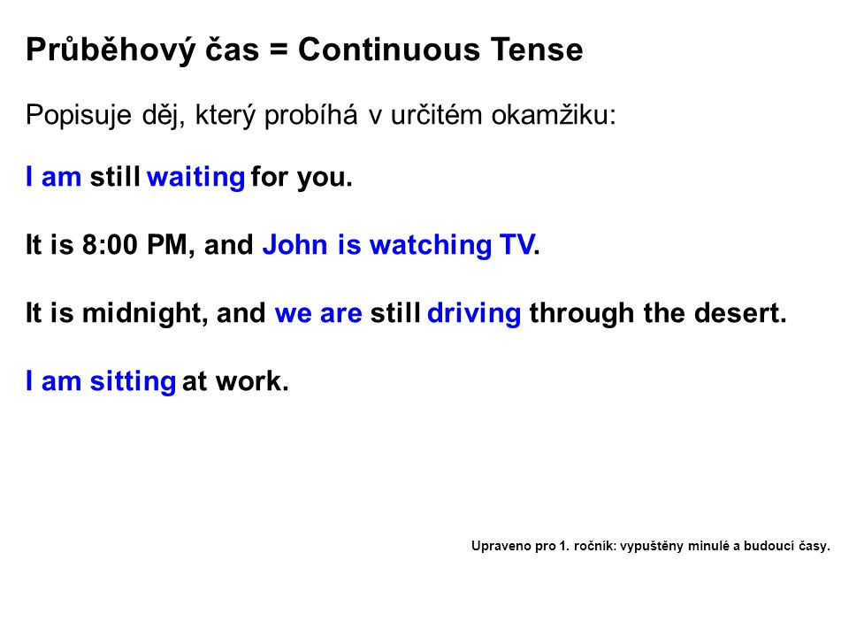 Present Continuous Verb Tense - WHAT IS HE/SHE DOING http://www.youtube.com/watch v=t-xmGYNgrJk http://www.youtube.com/watch v=t-xmGYNgrJk