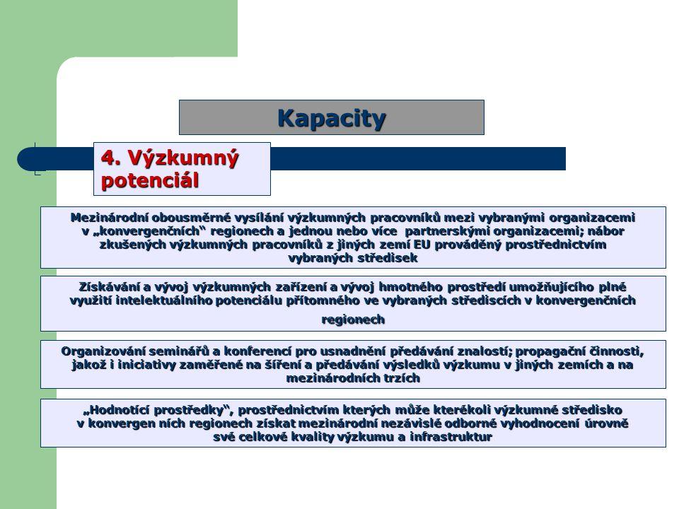 Struktura 7.RP Kapacity 4.