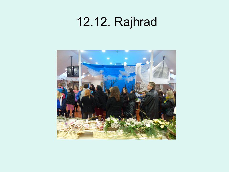 12.12. Rajhrad