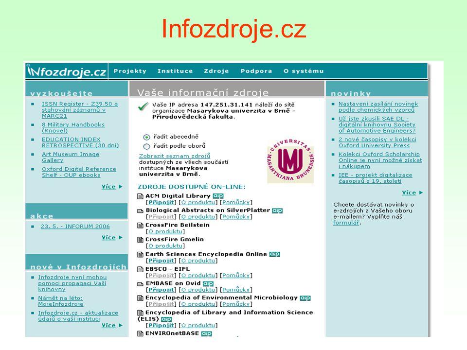Infozdroje.cz