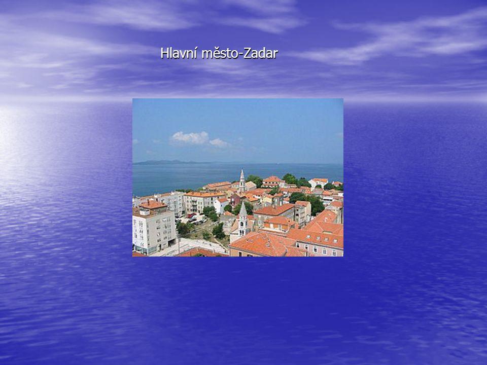 Hlavní město-Zadar