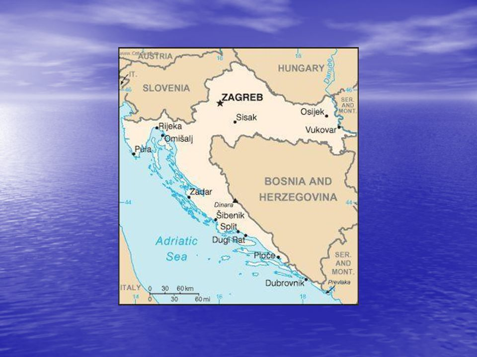 Obecné 2/2 Úřední jazyk: chorvatština Úřední jazyk: chorvatština Gramotnost: 97 % Gramotnost: 97 % Náboženství: katolíci (77%), pravoslavní (11%), muslimové Náboženství: katolíci (77%), pravoslavní (11%), muslimové Národnostní složení: Chorvati (78%), Srbové (12%) Národnostní složení: Chorvati (78%), Srbové (12%) Střední délka života - muži: 70,28 let Střední délka života - muži: 70,28 let Střední délka života - ženy: 77,73 let Střední délka života - ženy: 77,73 let Urbanizace: 58,1 % Urbanizace: 58,1 % Roční přirozený přírůstek: -0,02 % Roční přirozený přírůstek: -0,02 % Politický stav: republika Politický stav: republika Členství v mezinárodních organizacích: OSN (Organizace spojených národů), CE (Rada Evropy), OBSE (Organizace pro bezpečnost a spolupráci v Evropě) Členství v mezinárodních organizacích: OSN (Organizace spojených národů), CE (Rada Evropy), OBSE (Organizace pro bezpečnost a spolupráci v Evropě) Kurz (Kč): 1 kuna = 4,021 (25.