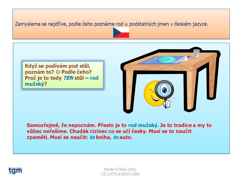 Anotace: Předmět: Anglický jazyk Ročník: 5. (vyšší ročníky – opakování) Využití materiálu: vysvětlení proč používáme v angličtině pro zvíře a věc zájm