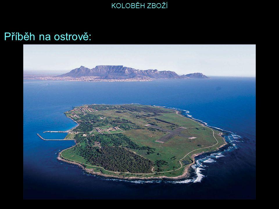KOLOBĚH ZBOŽÍ Příběh na ostrově: