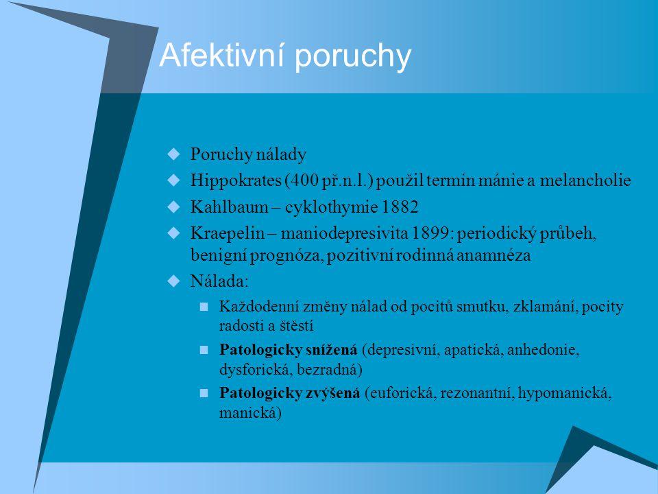 Klasifikační kritéria pro af.