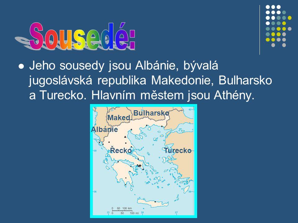 1 78 10 1.Attika 2. Střední Řecko 3. Střední Makedonie 4.