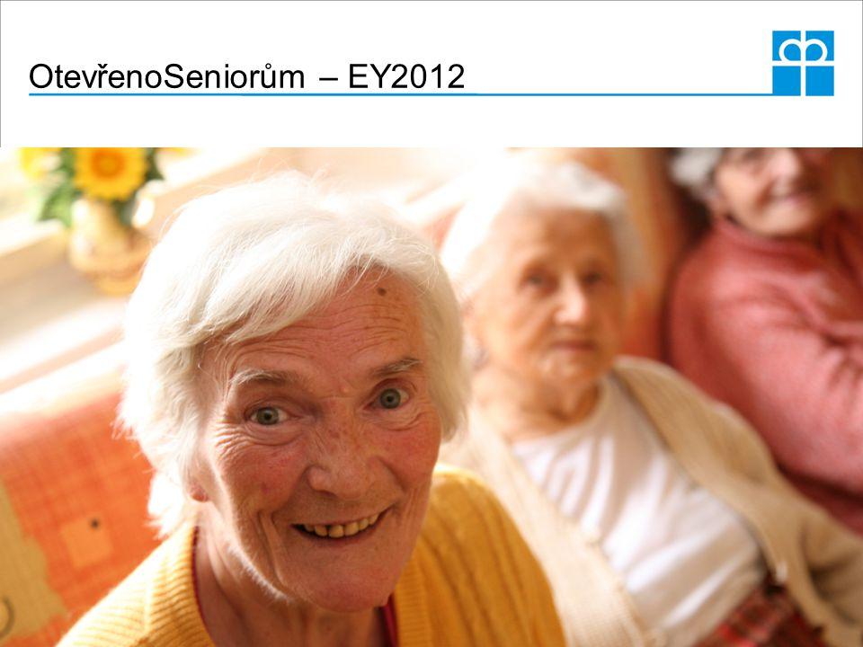 OtevřenoSeniorům – EY2012