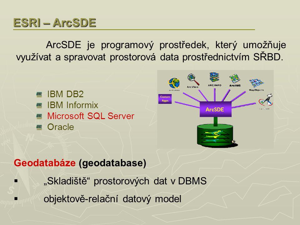 Datové zdroje  Ortorektifikovaný letecký snímek Ost804.TIF + twf  Kolekce 42 snímků ve formátu TIFF (3,75GB)  Kolekce snímků ve formátu MrSID (191,5 MB)  Klad leteckých snímků Ostrava (ESRI Shapefile)  Bodová adresní vrstva Ostrava (ESRI Shapefile)