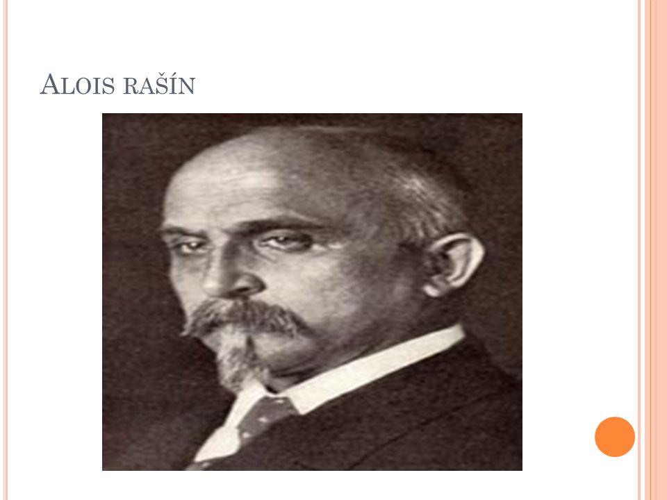 A LOIS RAŠÍN