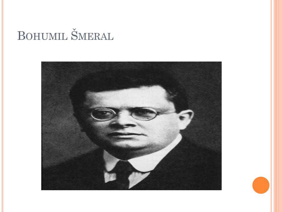 B OHUMIL Š MERAL