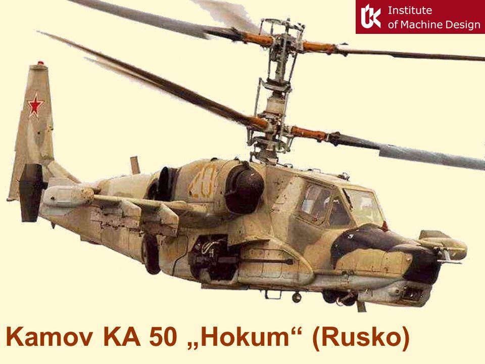 """Kamov KA 50 """"Hokum"""" (Rusko)"""