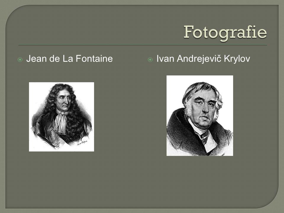  Jean de La Fontaine  Ivan Andrejevič Krylov
