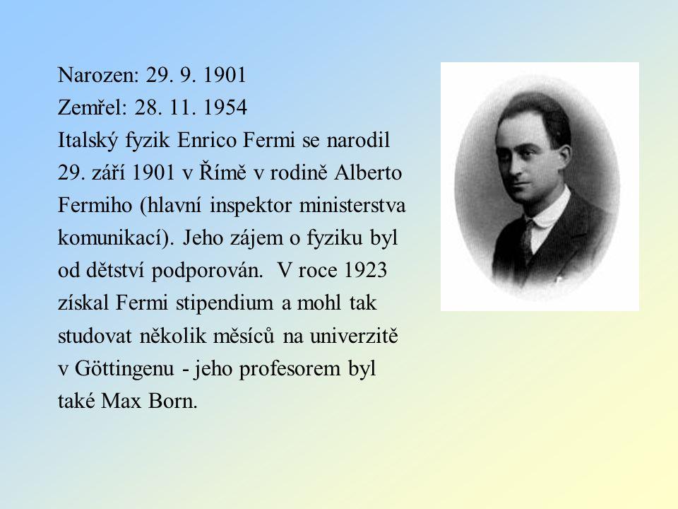V roce 1924 se přestěhoval do Leidenu, kde na místní univerzitě spolupracoval s P.