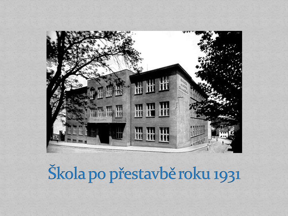 Současná podoba budovy