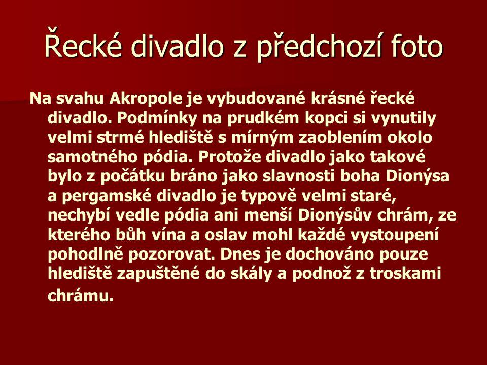 Řecké soutěže o nejlepší drama Divadelní hry byli formou soutěže o nejlepší hru a nejlepšího herce.