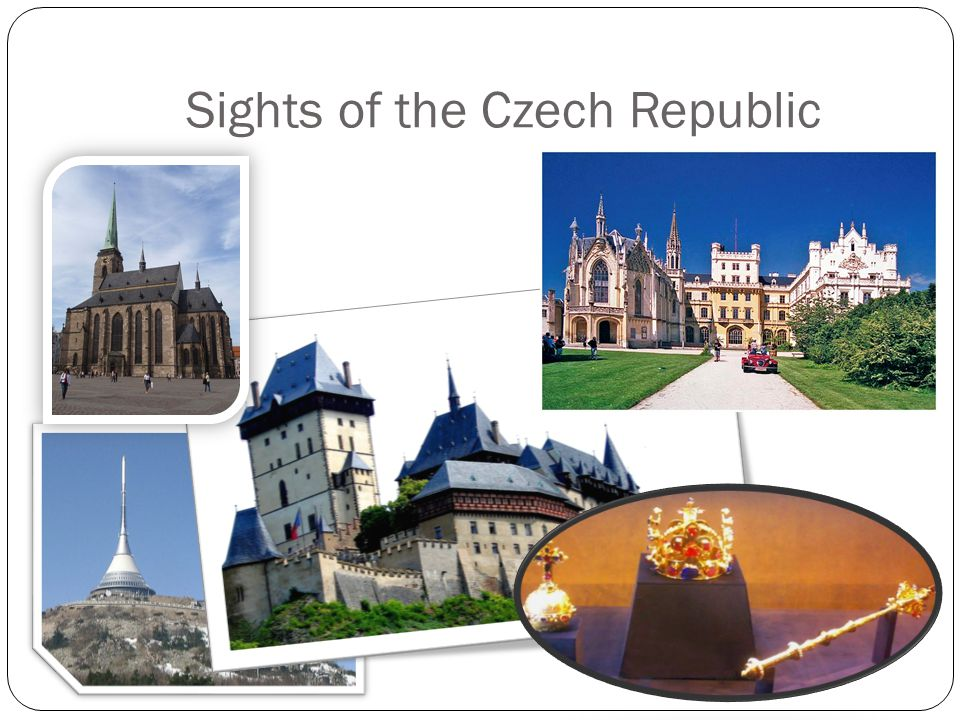 Sights of the Czech Republic