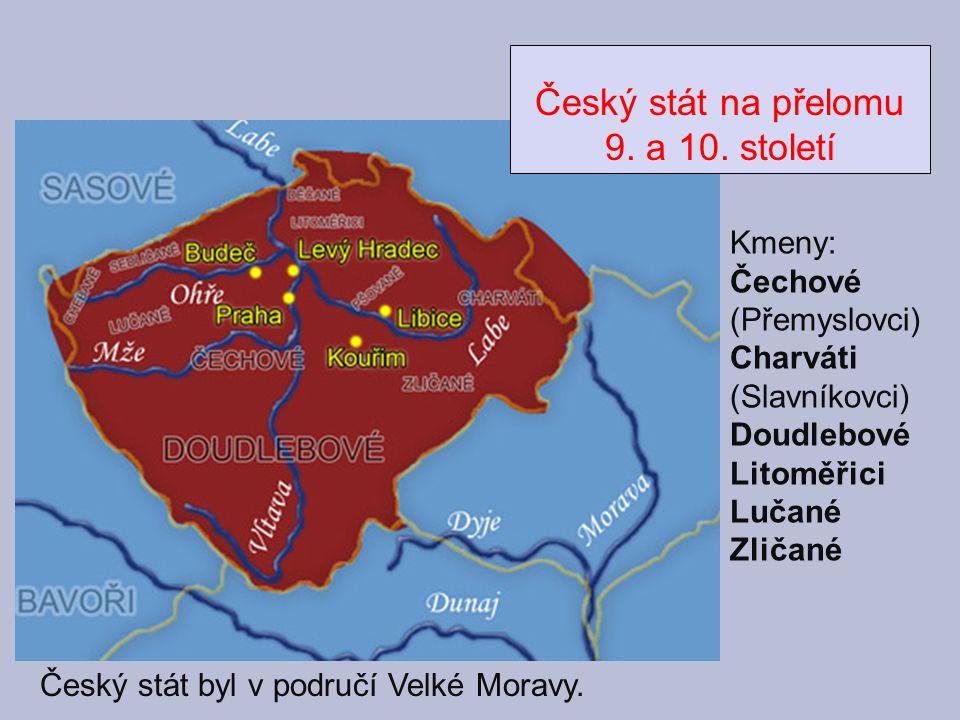 První Přemyslovci Bořivoj I.