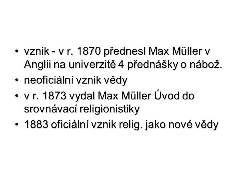 již v době antiky v 5.stol. PNL se setkáváme v dílech některých filozofů s úvahami nad nábož.
