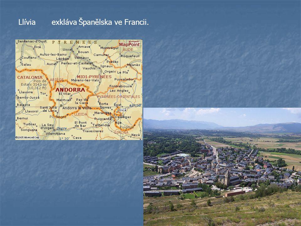 Llíviaexkláva Španělska ve Francii.