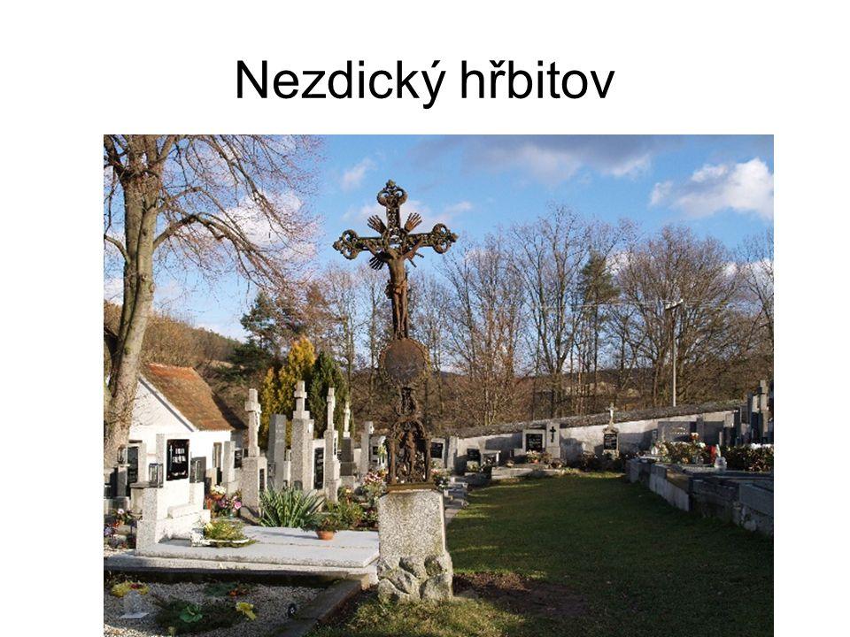 Nezdický hřbitov